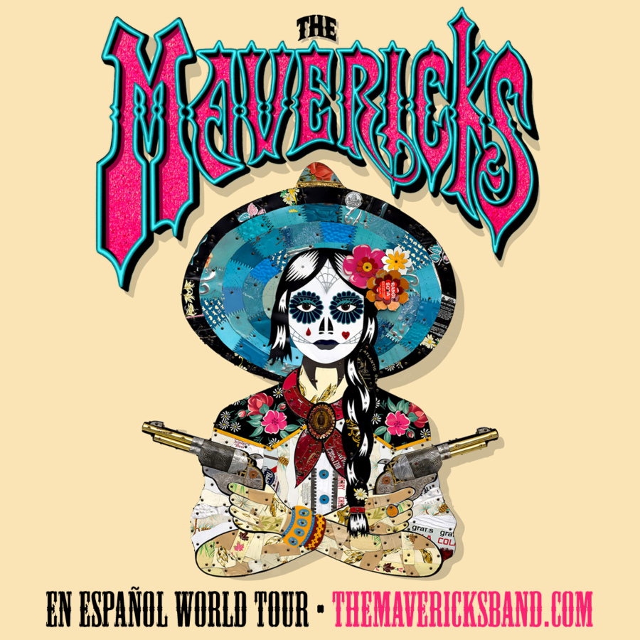 Image for THE MAVERICKS - NEW DATE