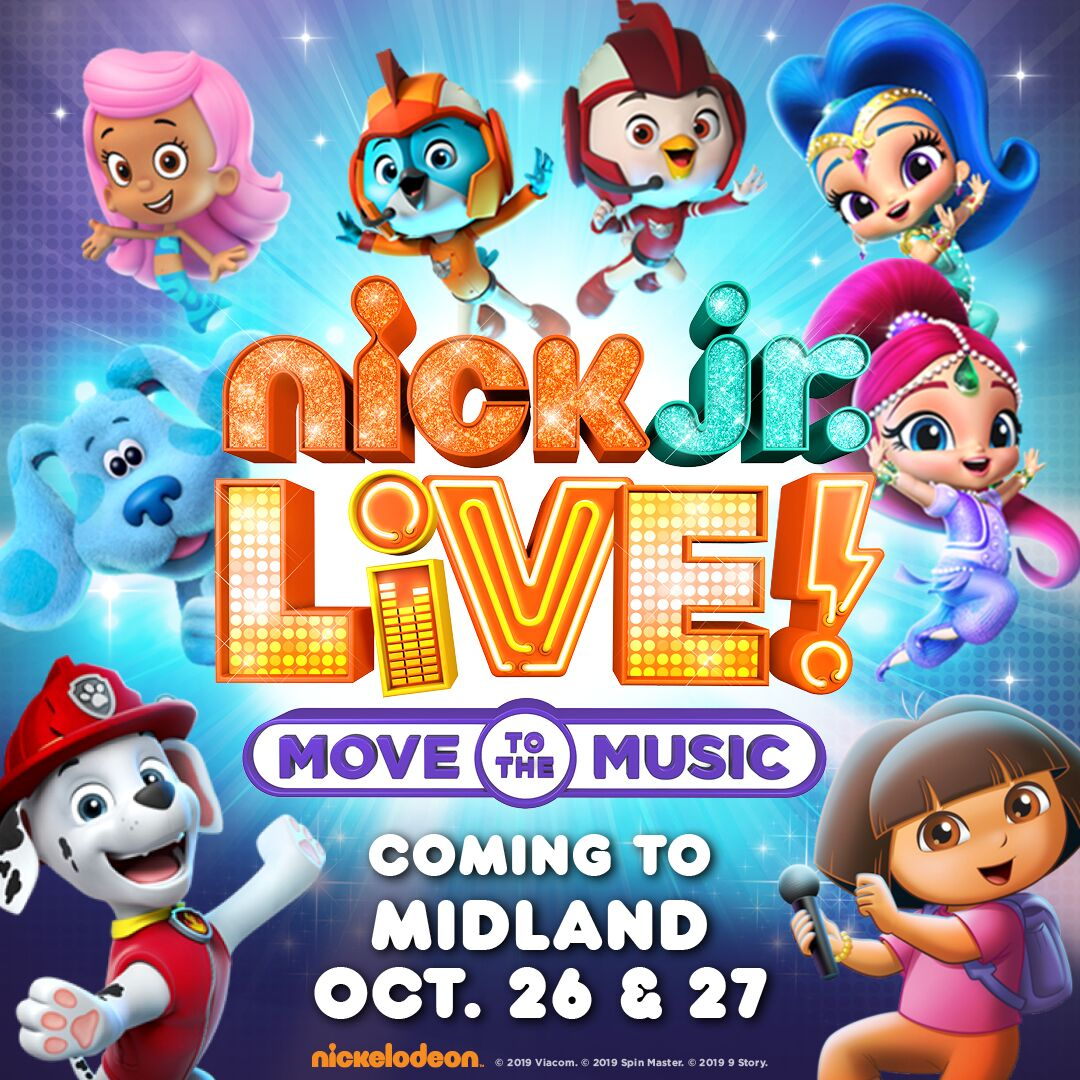 Image for NICK JR. LIVE! (SATURDAY 10AM)