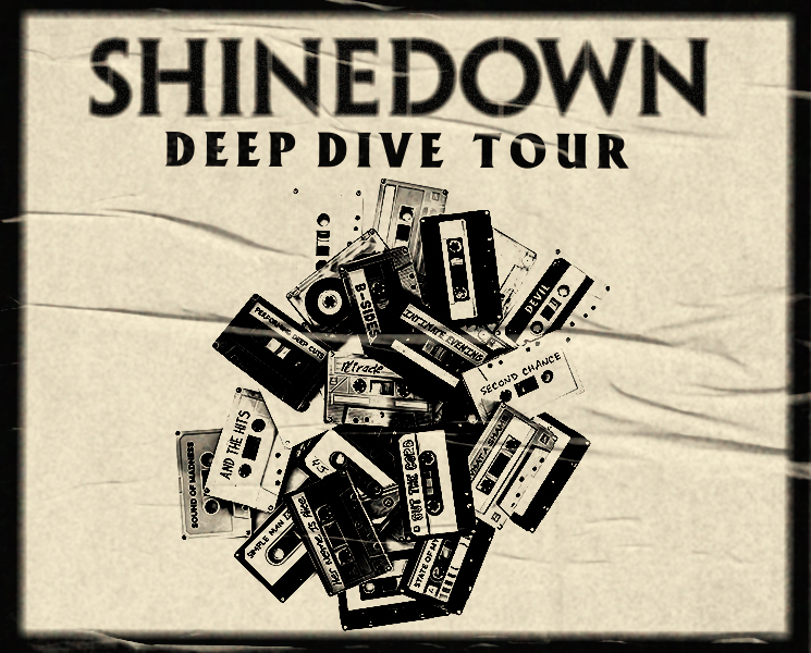 Image for ** CANCELLED ** - SHINEDOWN