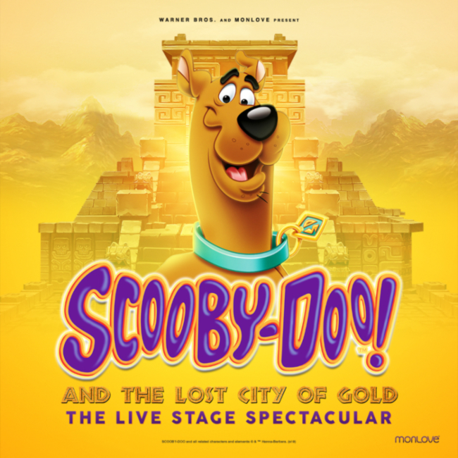 Image for Scooby-Doo! and The Lost City of Gold