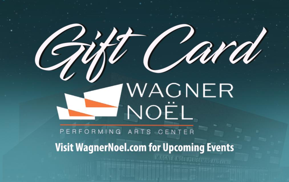 Image for Wagner Noël GIFT CARD - 2020