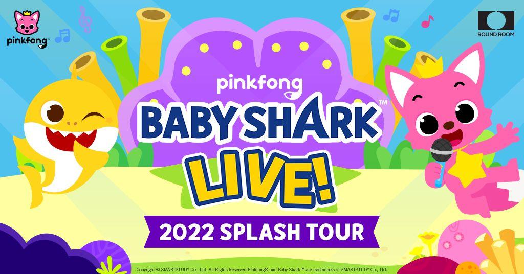 Image for POSTPONED - BABY SHARK LIVE! MEET & GREET UPGRADE
