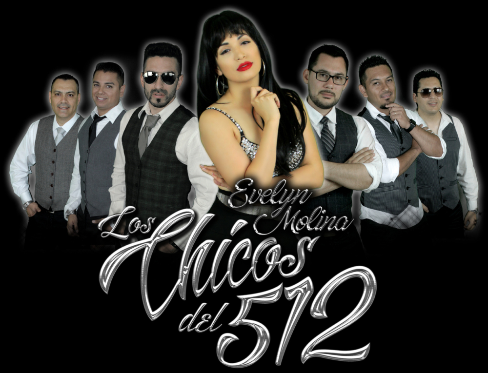 Image for LOS CHICOS DEL 512 THE SELENA EXPERIENCE - NEW DATE