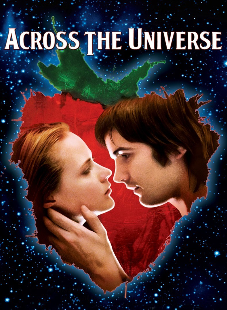 Image for CANCELLED - CINEMA UNDER THE STARS:  ACROSS THE UNIVERSE