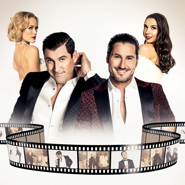 Image for MAKS & VAL LIVE! - Featuring Peta & Jena