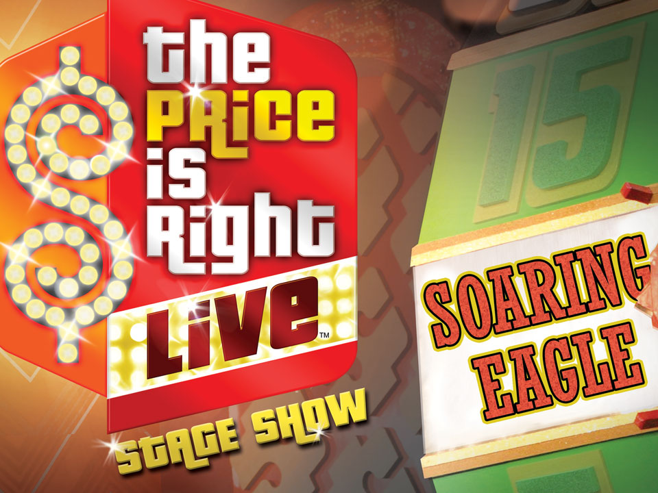 Image for THE PRICE IS RIGHT - 4PM SHOW - Saturday, November 16, 2019