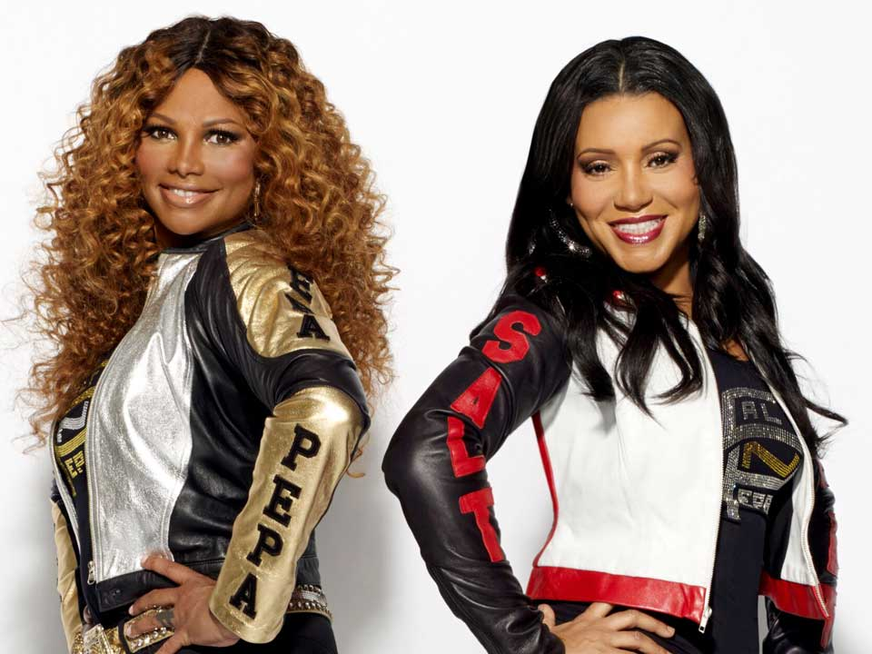 Image for SALT-N-PEPA wsg NAUGHTY BY NATURE - Sunday, December 29, 2019